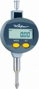 KAFER Digital Dial Gauge KMD 12 T - Reading: 0.01 mm